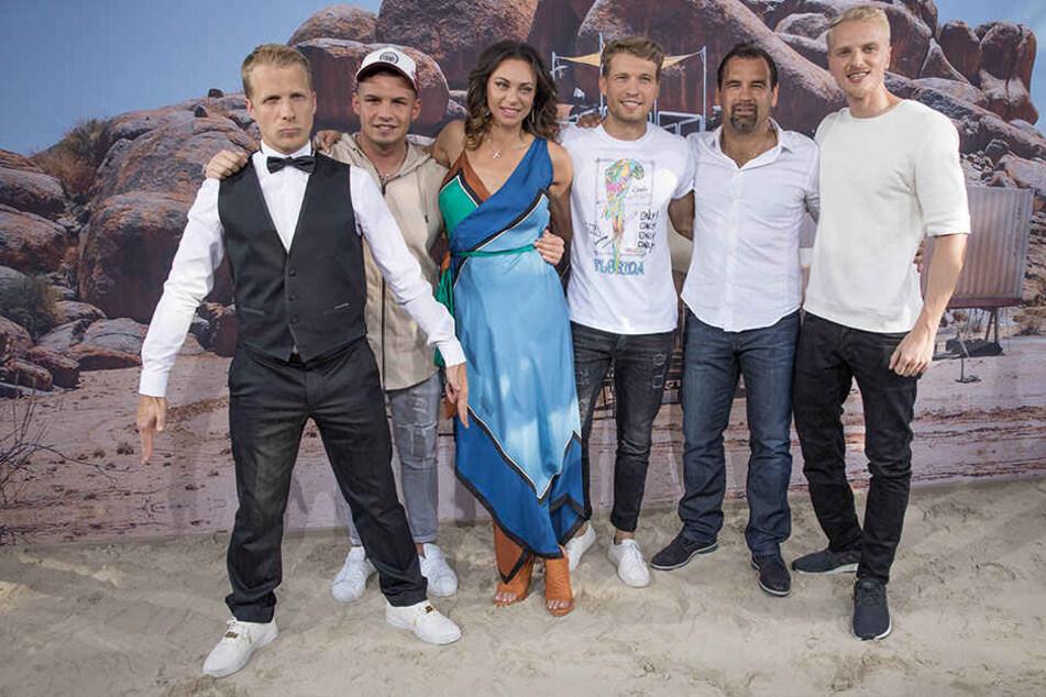 Am Donnerstagabend wurde die erste Folge ausgestrahlt.