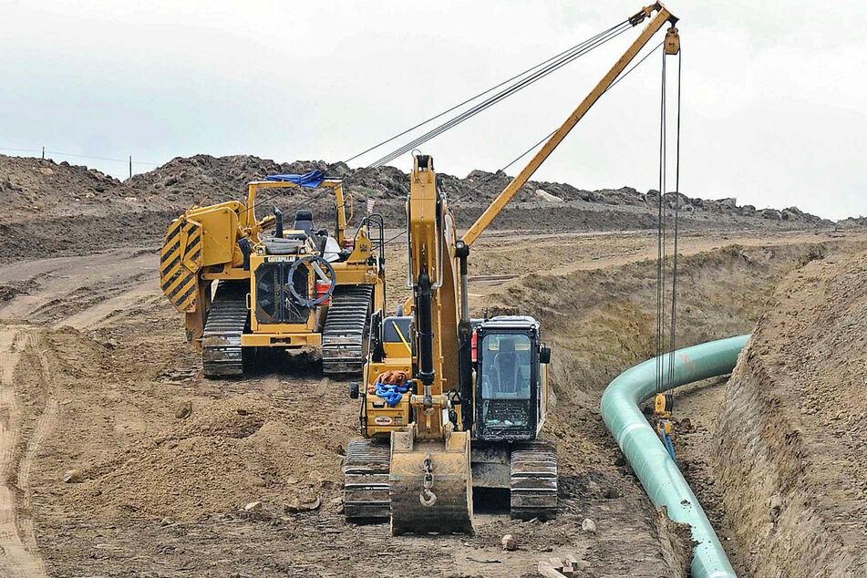 Ureinwohnern Recht gegeben: Umstrittene Öl-Pipeline muss Betrieb einstellen