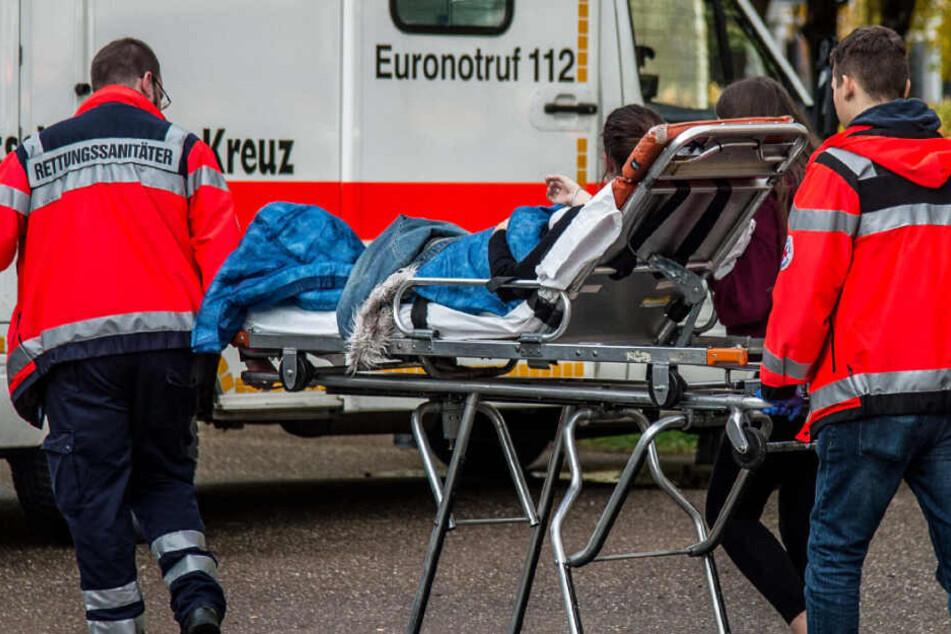 Das Mädchen wurde schwer verletzt und kam in ein Krankenhaus (Symbolbild).