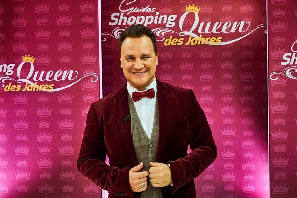 """Guido Maria Kretschmer (52) krönt am Sonntag auf Vox die """"Shopping Queen des Jahres 2017""""."""