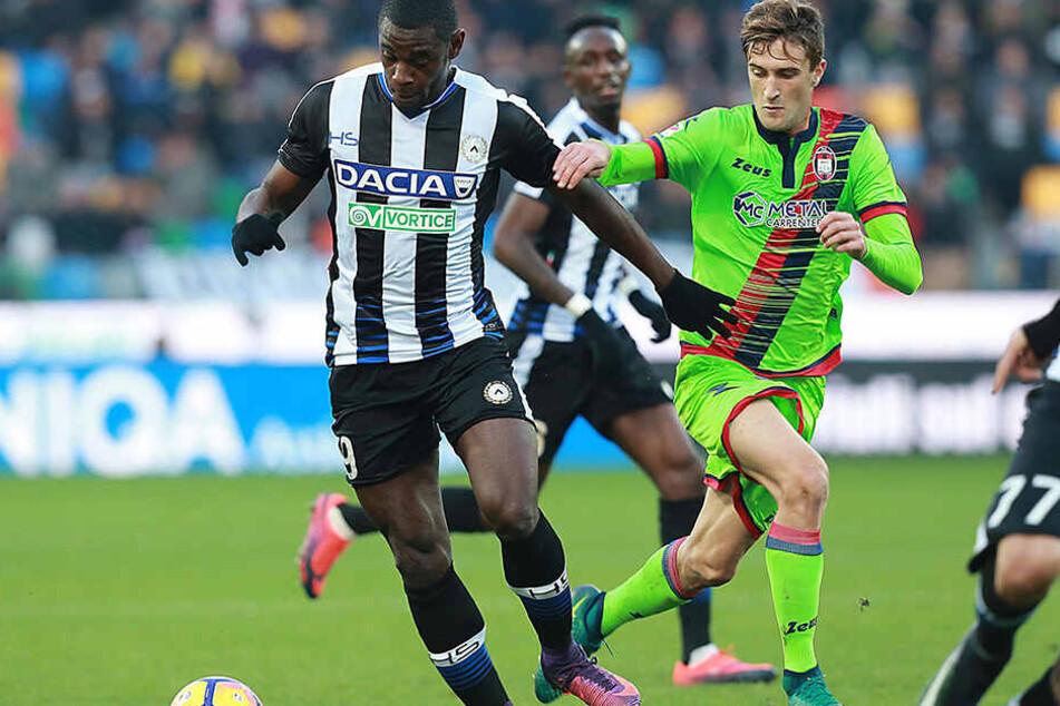 Duvan Zapata hat Atalanta letzte Saison mit einer irren Torquote in die Champions League geschossen. Auch diese Saison hat er bereits drei Treffer auf dem Konto.