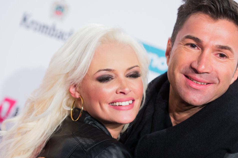 Zusammen glücklich: Daniela Katzenberger und ihr Ehemann Lucas Cordalis.