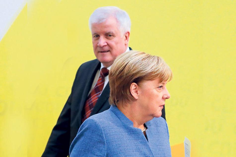 Merkel sieht sich nicht geschwächt für Sondierungen