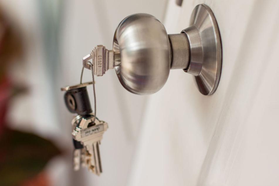 Der Schlüssel von der Frau einfach nicht mehr zu finden. (Symbolbild)
