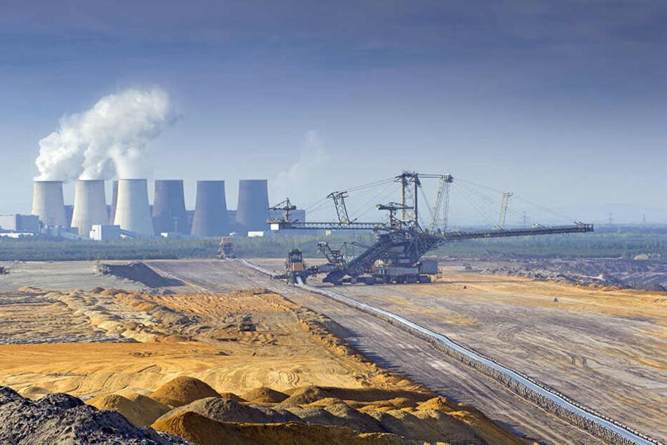 Auch das Braunkohlekraftwerk Nochten ist unter den Top Ten der europäischen CO²-Dreckschleudern.