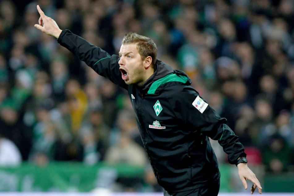 Werder-Coach Kohlfeldt will gegen Düsseldorf gewinnen.