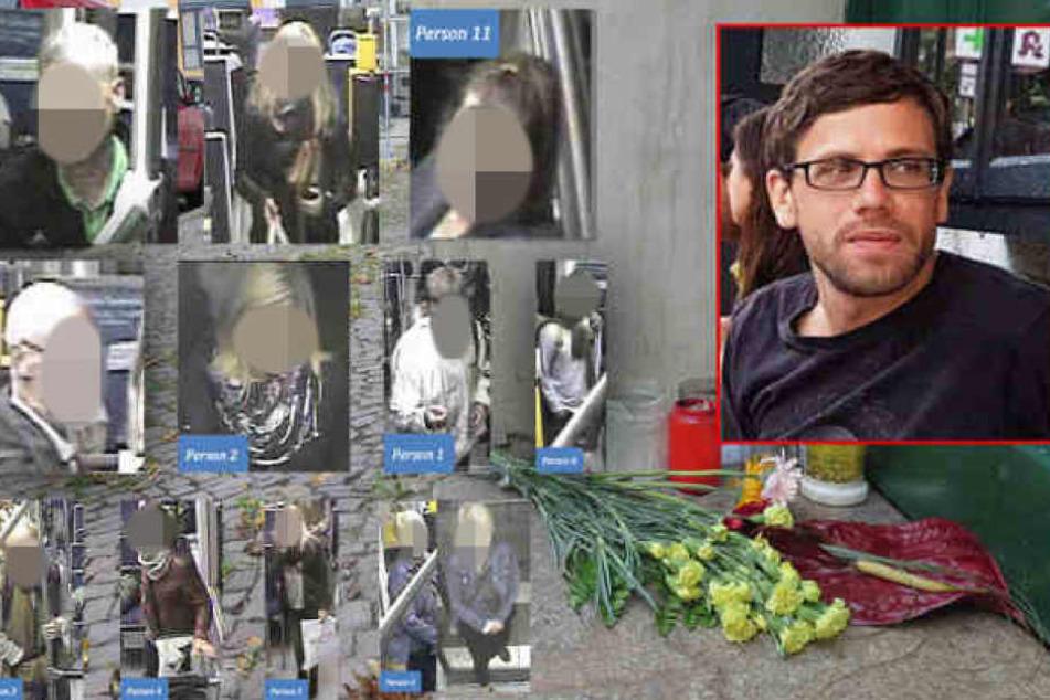 Anwohner fanden Stefan M. am Abend des 1. Oktober blutüberströmt vor seinem Wohnhaus liegend.