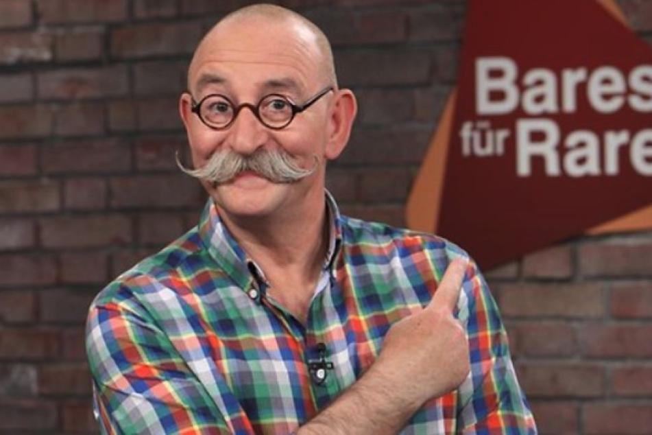 """Horst Lichter (56) landete mit """"Bares für Rares"""" einen Glücksgriff."""
