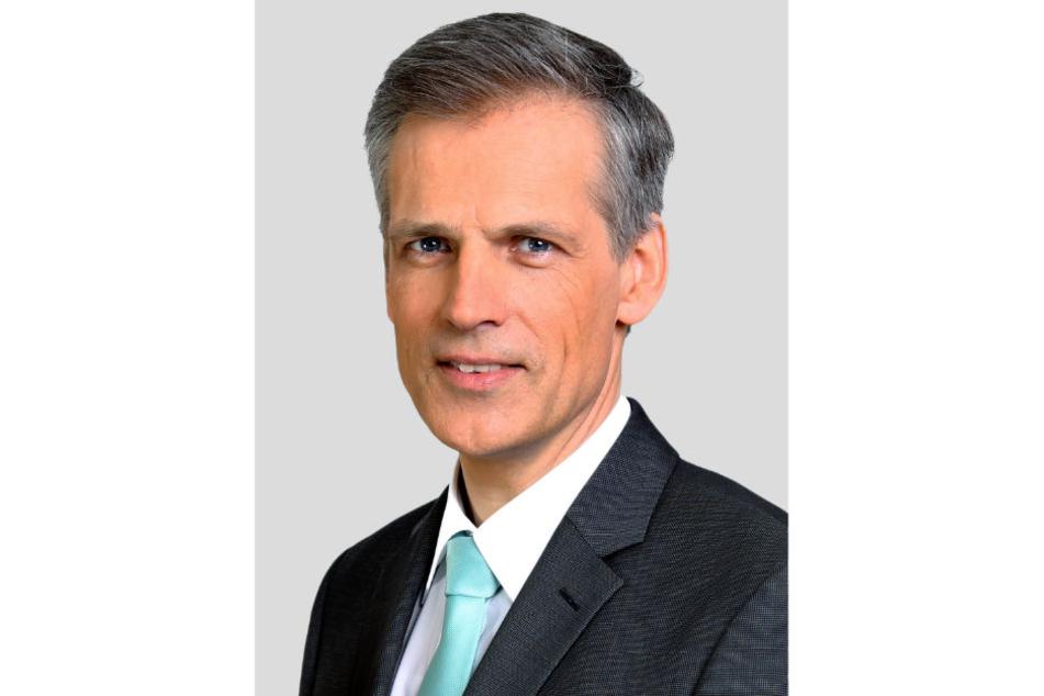 Michael Schwägerl ist Vorsitzender des Bayerischen Philologenverbands.