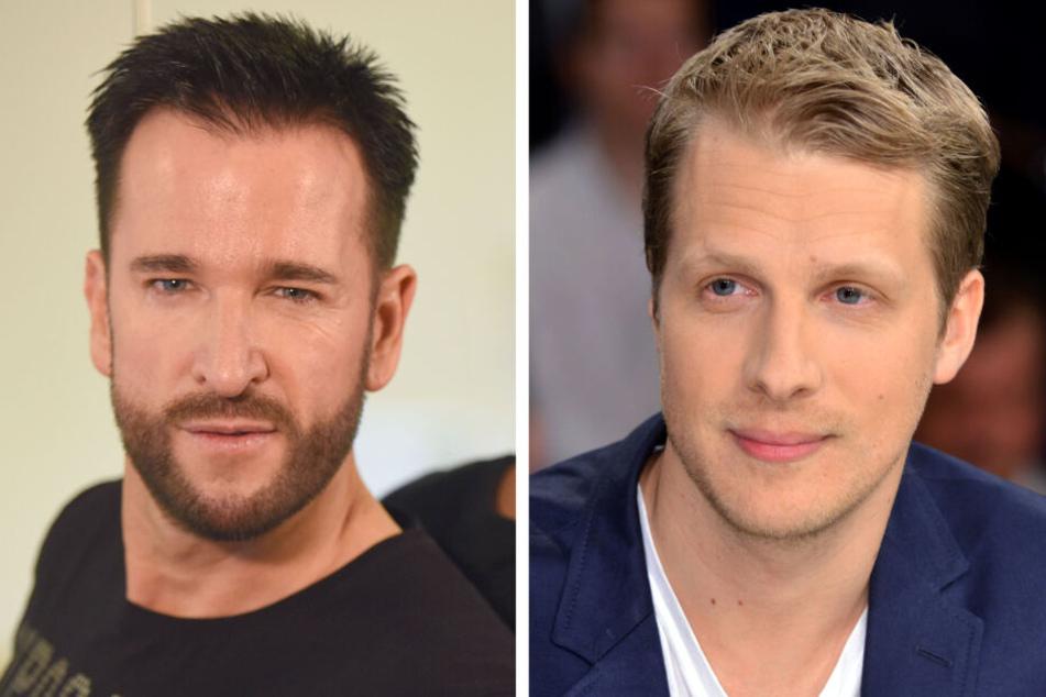 Sie können es einfach nicht lassen: Michael Wendler (47) und Oliver Pocher (42) wollen ihren Streit im TV austragen.