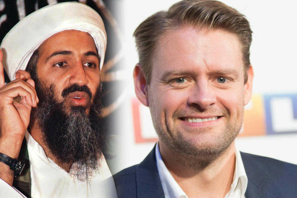 Max Giermanns Bin-Laden-Parodie ist win Comedy-Klassiker.