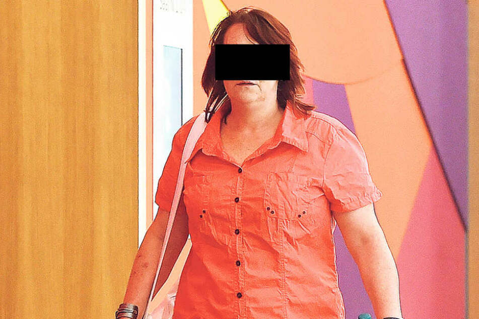 Kerstin B. (44) kam ins Amtsgericht. Ihr Prozess aber platzte.