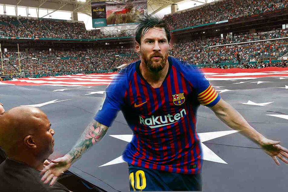 Fast fix: LaLiga-Spiel mit Messi soll in Miami stattfinden