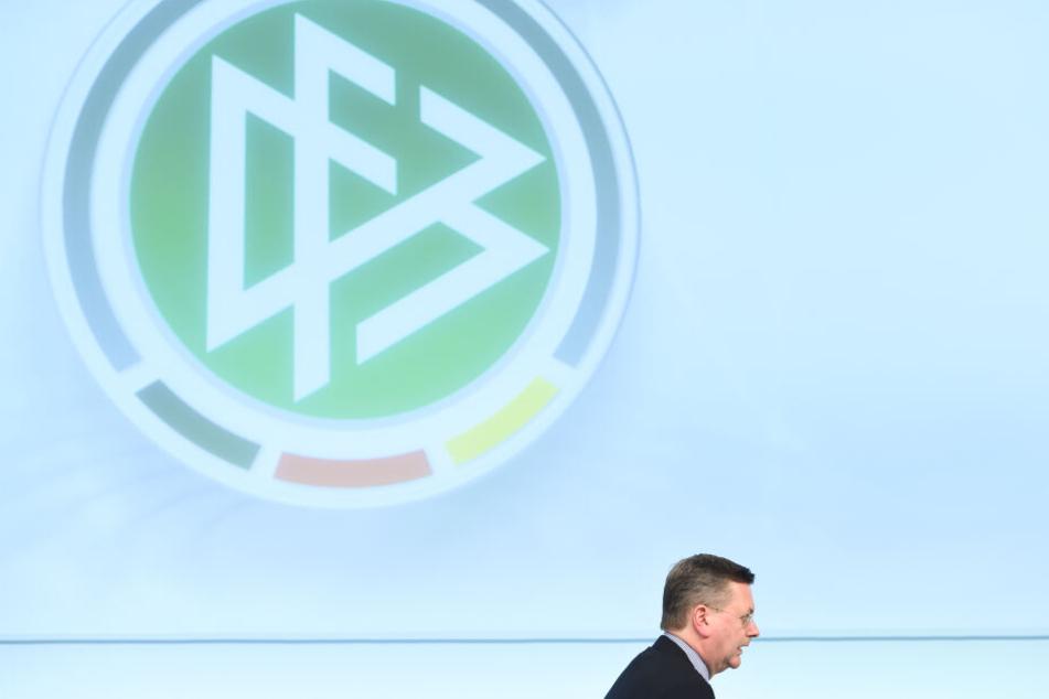 Anfang April hatte Grindel seinen Rücktritt als DFB-Präsident erklärt