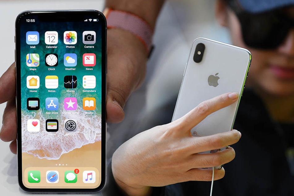 Apple bringt neue iPhones in drei Größen raus