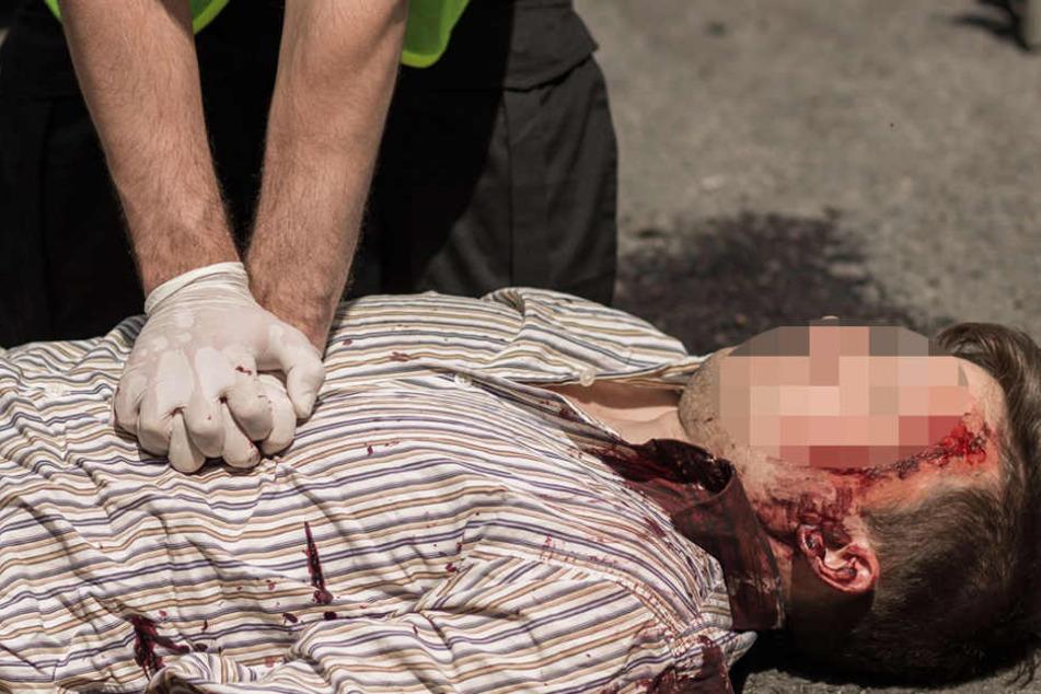 Ein 41-Jähriger wurde bewusstlos in Ueckermünde gefunden (Symbolbild).