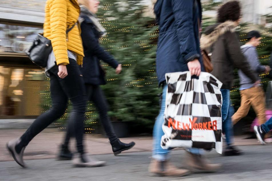 Die Thüringer sind in Kauflaune: Der Handel erwartet ein gutes Weihnachtsgeschäft.