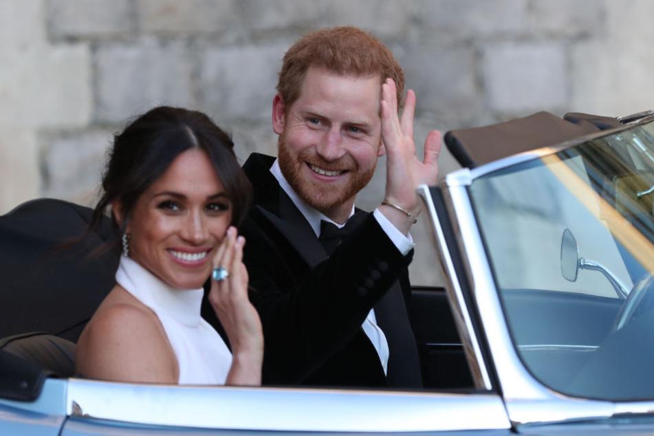 Die Hochzeit von Meghan Markle und Prinz Harry wurde vorhergesagt.