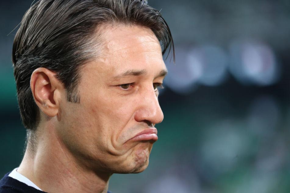 Kovac will sich nach dem Remis gegen Nürnberg auf das nächste Spiel konzentrieren.