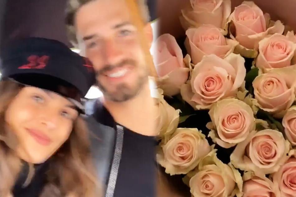 Nach Bayern-Klatsche: So überrascht der Frankfurt-Keeper seine heiße Verlobte