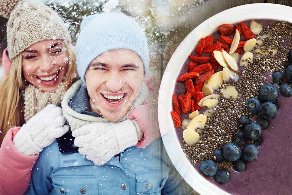 Mit diesen Wunderfrüchten bleibst du auch im Winter gesund