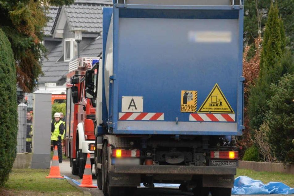 Fußgänger von Müllwagen getötet: Fahrer zahlt Geldstrafe