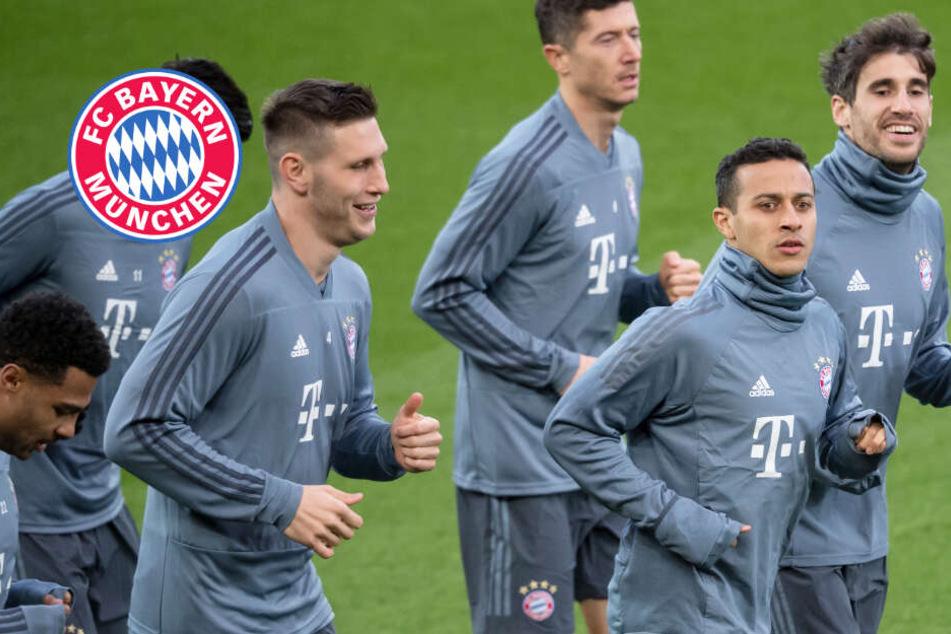Startelf bekannt! So beginnt Bayern an Anfield Road gegen Liverpool