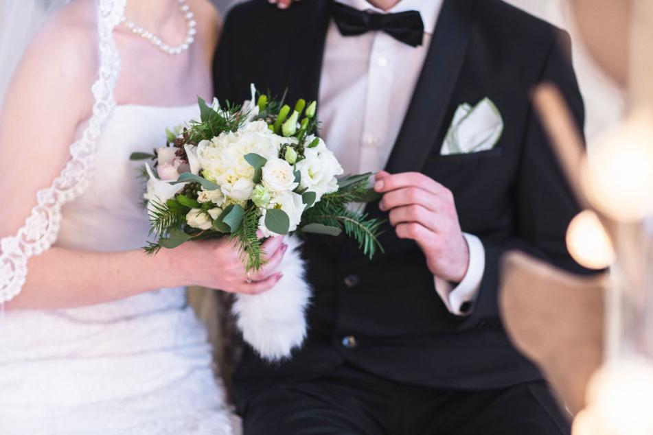 Für den Bräutigam endete der schönste Tag im Leben nicht so wie gedacht (Symbolbild).