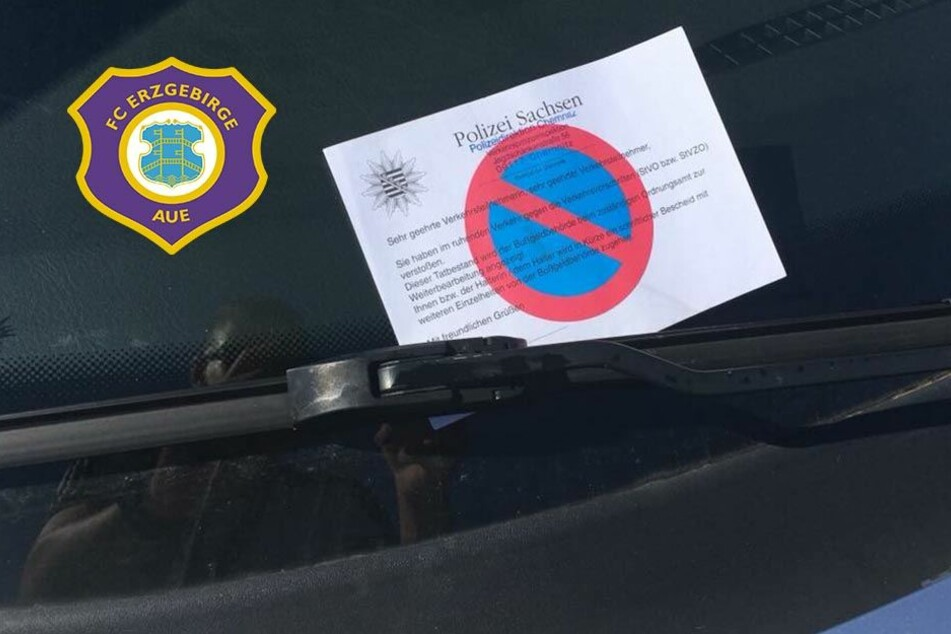 Polizei wehrt sich gegen Fan-Wut in Aue