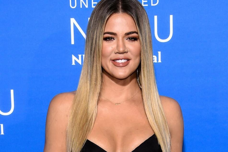 US-Star Khloe Kardashian (34).