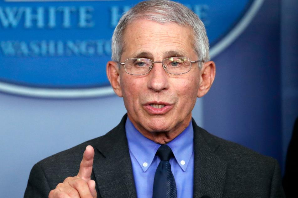 Der Immunologe Anthony Fauci, ein Berater von US-Präsident Donald Trump.