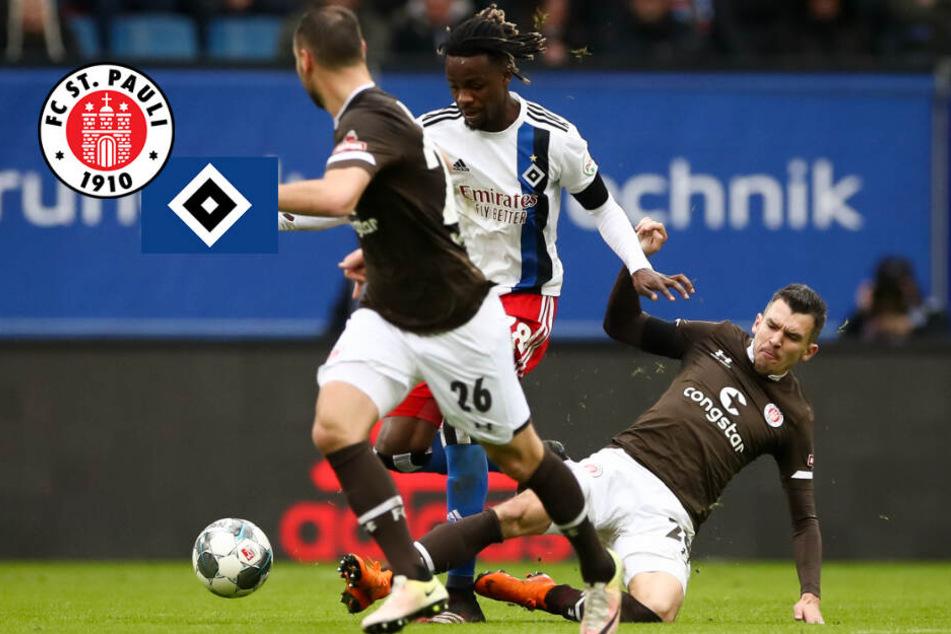 Derbysieger 2.0! FC St. Pauli lässt den HSV erneut alt aussehen