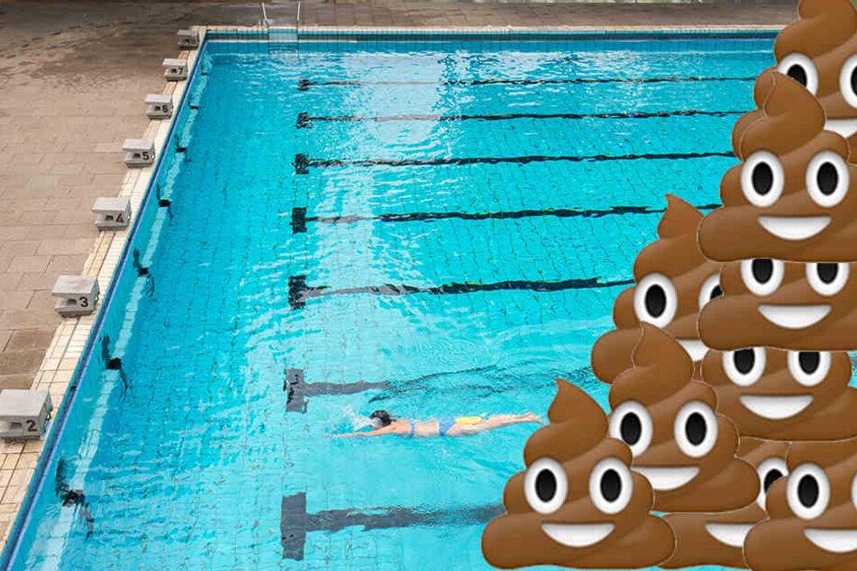 Wegen Kot im Becken muss ein Freibad die Saison jetzt früher beenden. (Symbolbild)