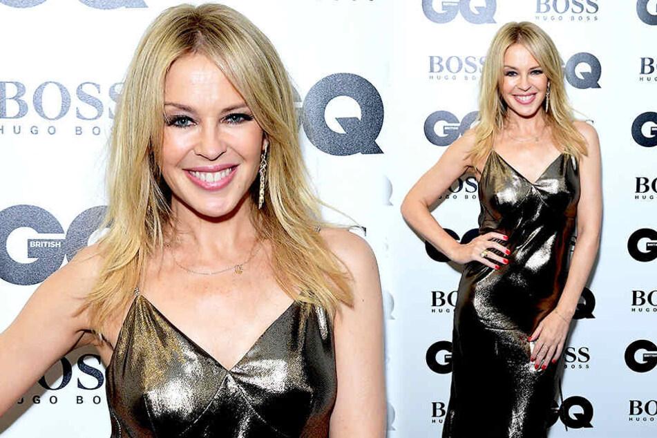 Kylie Minogue (50) musste ihre Shows wegen Krankheit absagen.