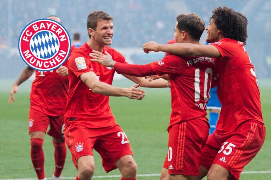 FC Bayern schießt Hoffenheim ab: Partie endet mit Eklat und Protest der Spieler!