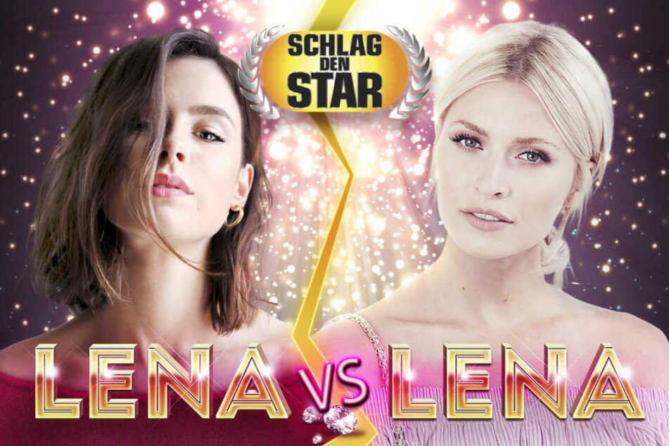 """Lena Meyer-Landrut tritt gegen Lena Gercke bei """"Schlag den Star"""" an."""