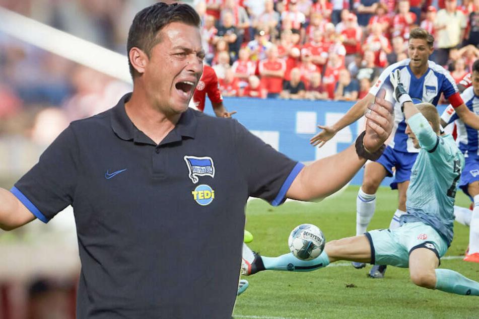 Ante Covic wartet nach vier Spieltagen noch immer auf einen Sieg.