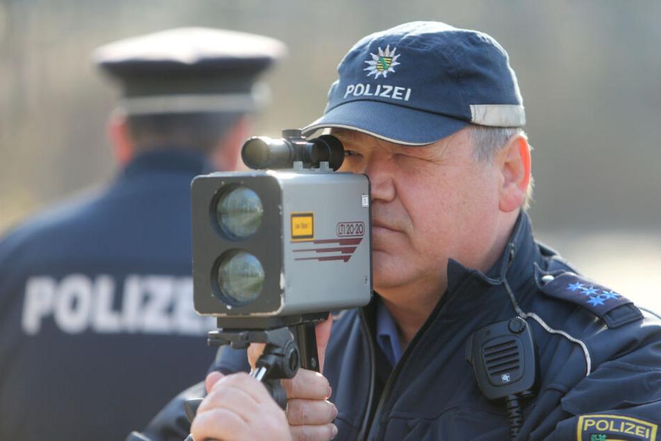Insgesamt haben Polizei und Ordnungsamt fast 3500 Geschwindigkeitsverstöße festgestellt.