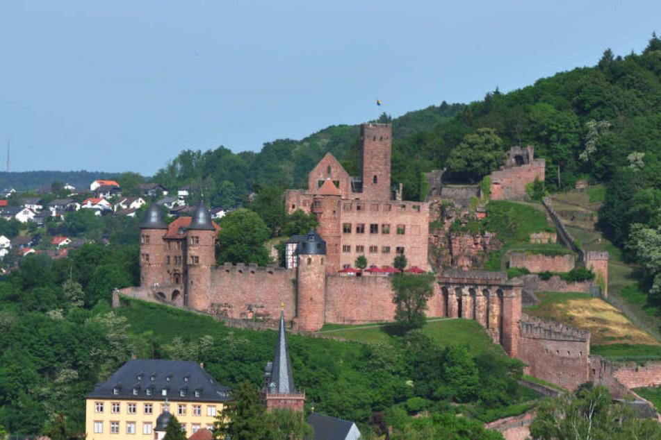 Der Vorfall ereignete sich unweit der Burg Wertheim.
