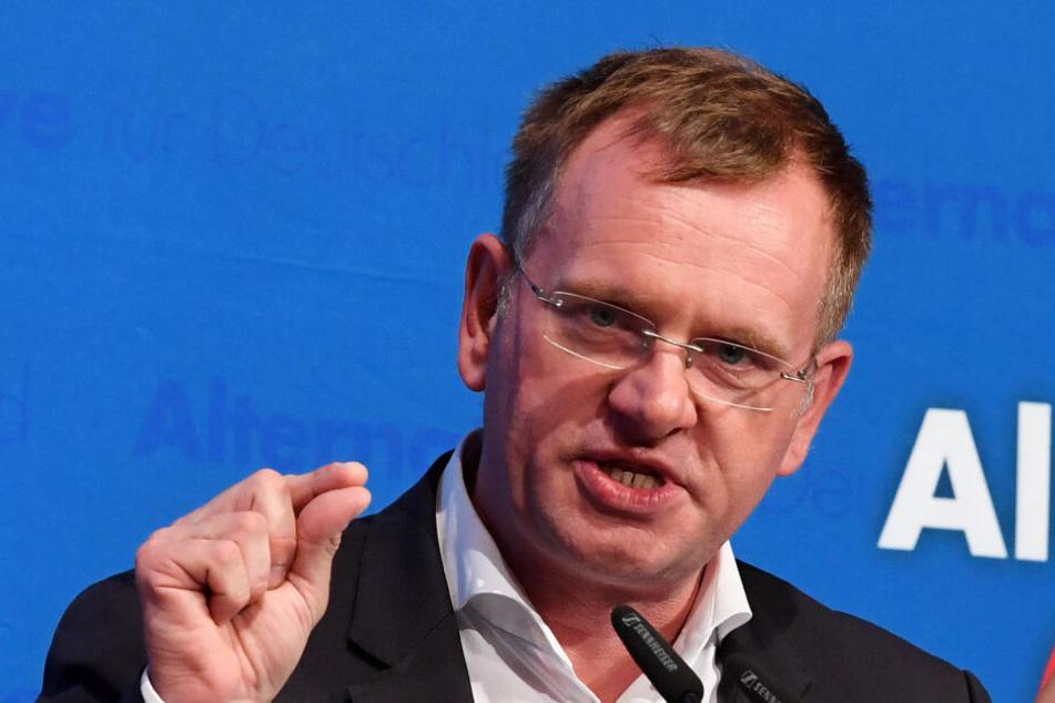 Dirk Spaniel, Co-Vorsitzender der AfD Baden-Württemberg.
