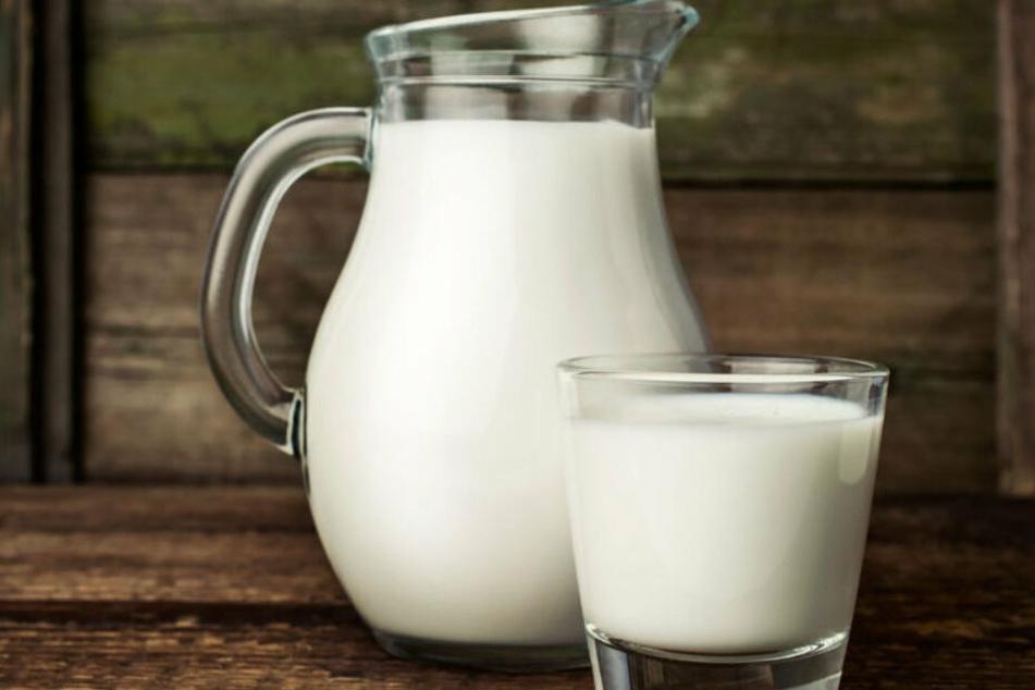 Milch ist gut für das Hirn. Der Dieb liess sie aber stehen. (Symbolbild)