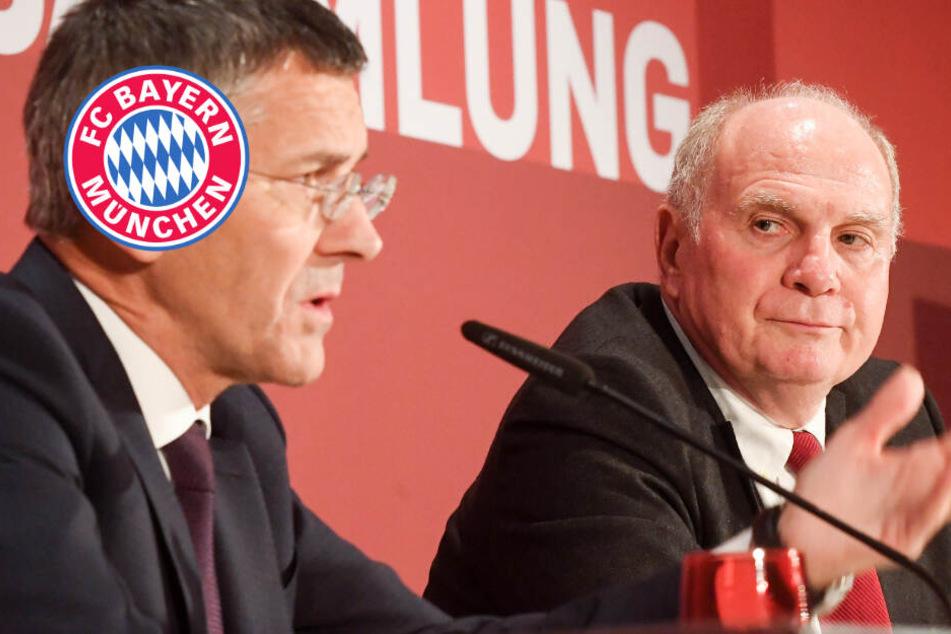 Nach Bayern-Abschied: Hoeneß knöpft sich kritische Fans vor