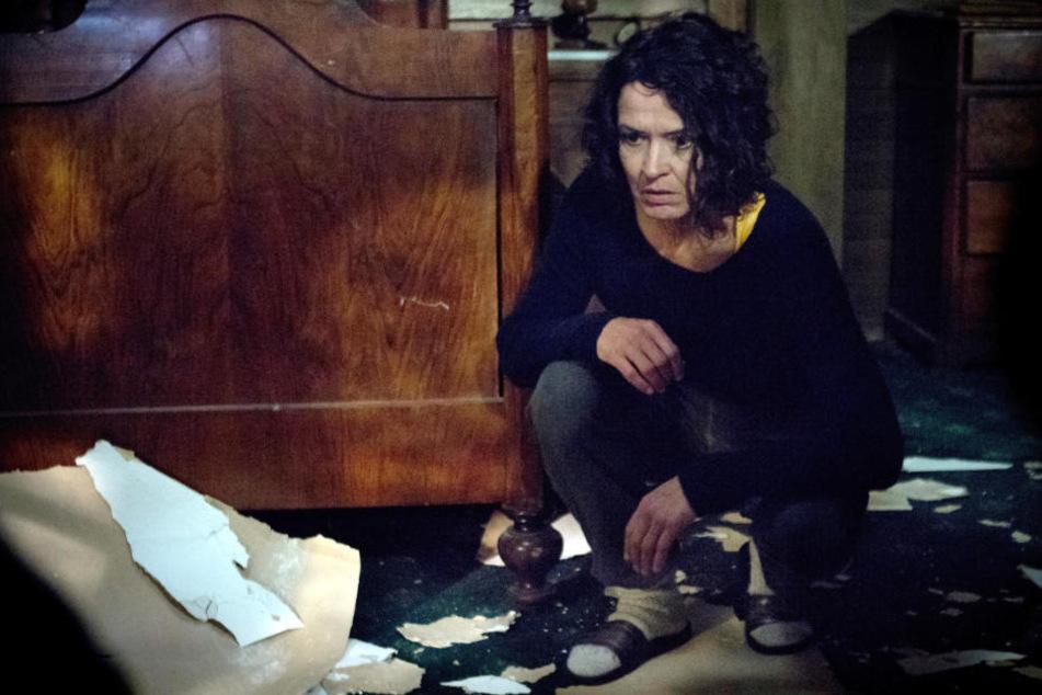 Muss in gruseliger Atmosphäre mit alten und neuen Morden befassen: Lena Odenthal alias Ulrike Folkerts.
