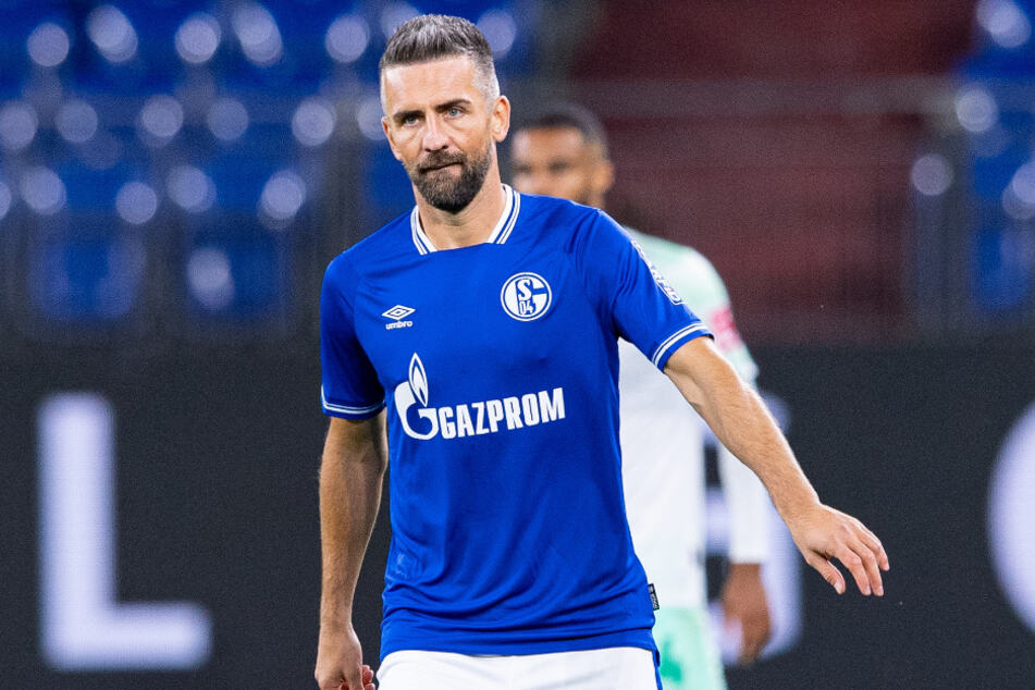 Geriet mit Co-Trainer Naldo aneinander: Ex-Herthaner Vedad Ibišević (36).