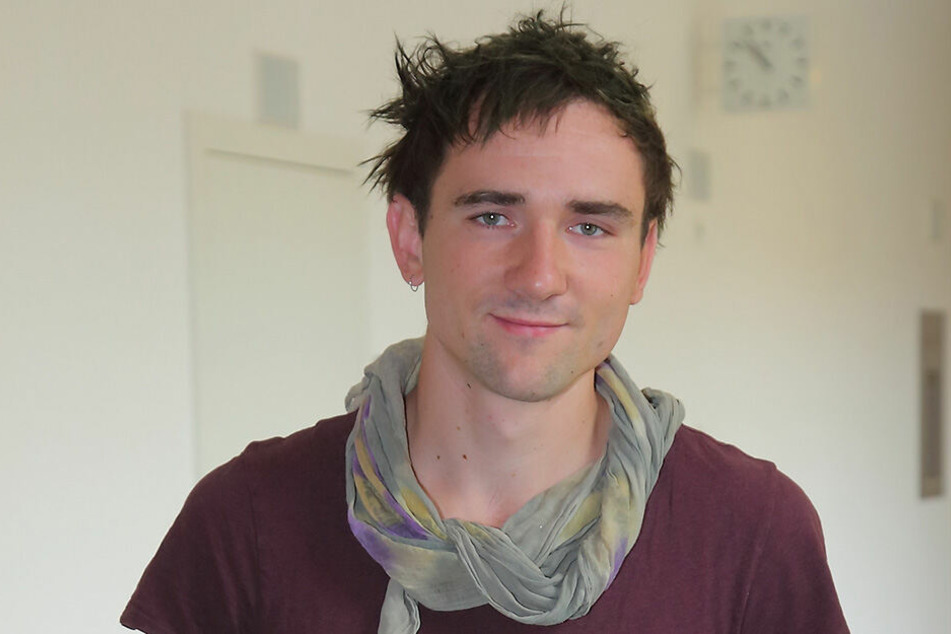 Claudio G. (26) studiert im 8. Semester in Sachen regenerative Energiesysteme und ist für den Umweltschutz aktiv.
