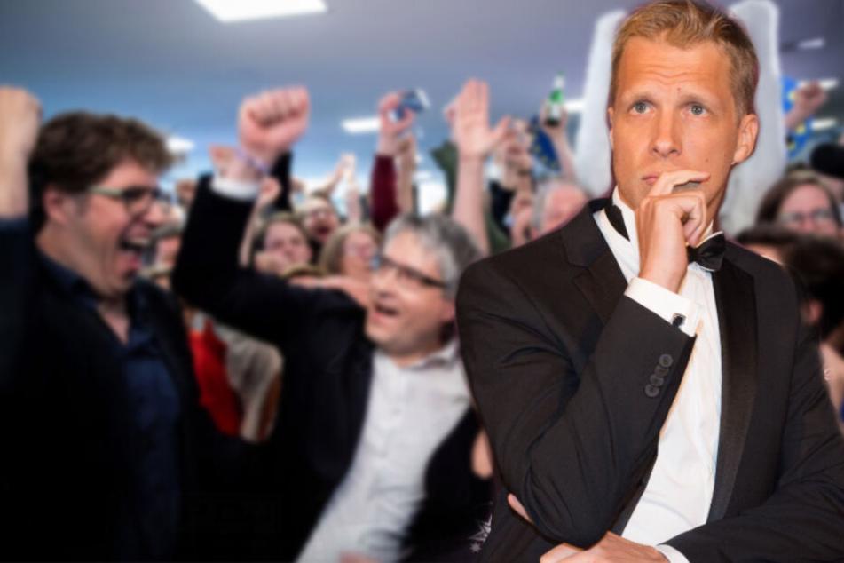 Olli Pocher weiß, wer der wahre Gewinner der Europawahl ist!