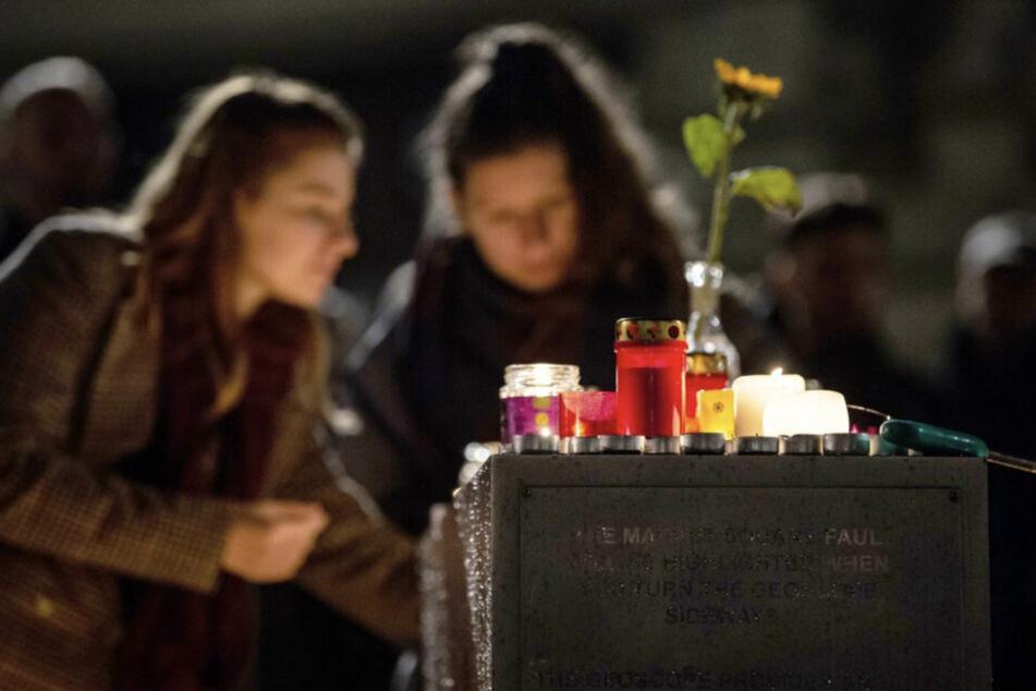 Jahrestag: Am 9. Oktober soll den Opfern des Halle-Attentats gedacht werden. (Archiv)