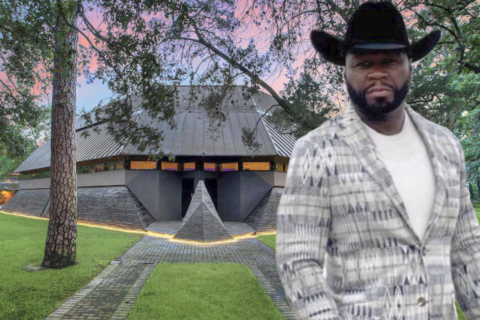Get Sith or Die Tryin': Will 50 Cent be the next owner of Houston's Darth Vader House?