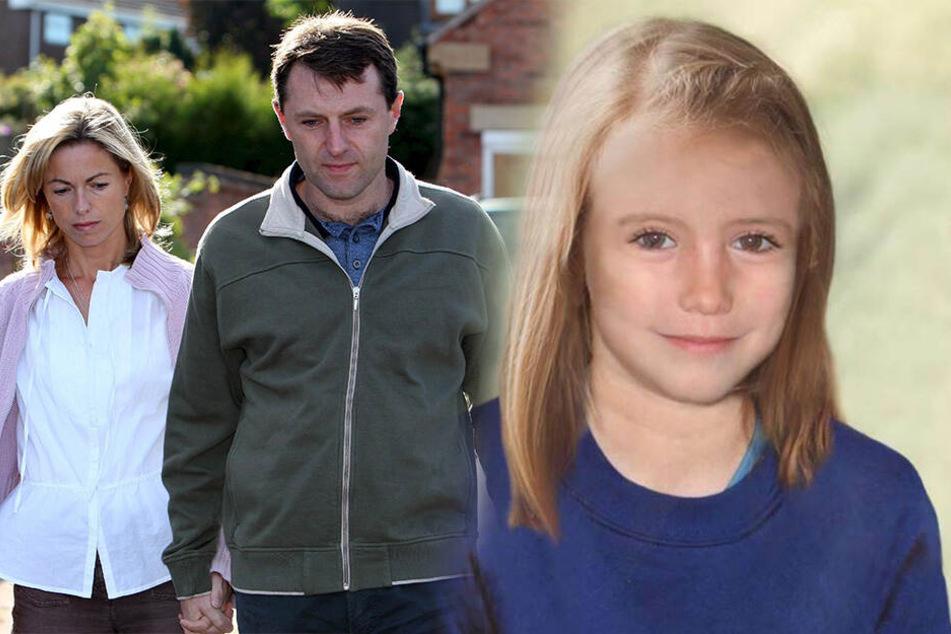 Druck auf Maddie McCanns Eltern: Warum lassen sie keine neuen Fotos berechnen?