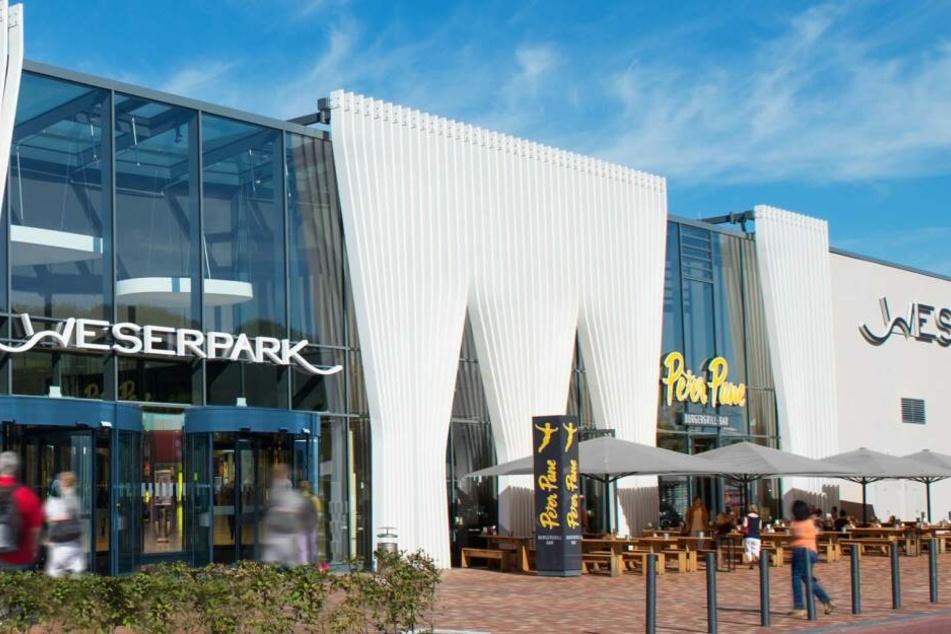 Den Markt findet Ihr im EKZ Weserpark.